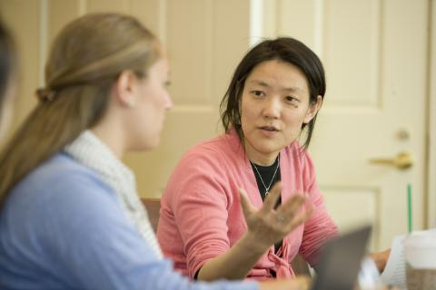 Language, Writing and Speaking | College of Arts & Sciences